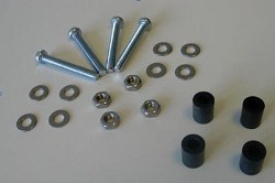 Mounting set TCT4 PP
